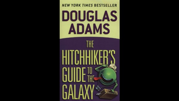 """What is the answer to life, the universe and everything? """"The Hitchhiker's Guide to the Galaxy"""" by Douglas Adams will answer that question, and more. Like what happens when the Earth to demolished to make way for an intergalactic freeway? And what's the most useful thing for an interstellar hitchhiker to carry?"""