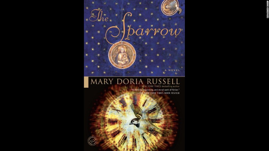 "In ""The Sparrow"" by Mary Doria Russell, Jesuit priest and linguist Emilio Sandoz is the leader of a team of scientists and explorers on an expedition to a planet already inhabited by two races. His journey from landing in 2016 to a Vatican inquest in 2060 shows the impact of first contact on the inhabitants and the explorers."