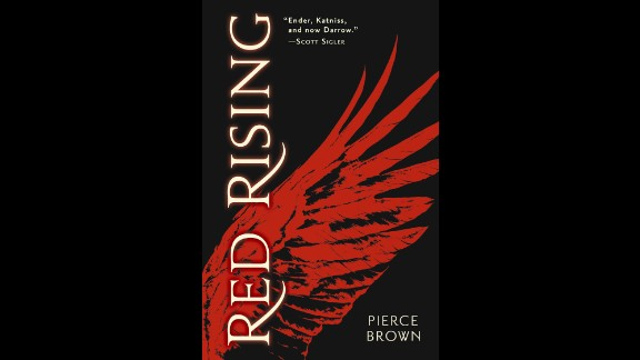 """A member of the lower-ranking """"Red"""" class, Darrow finds that all is not what it seems in the futuristic Mars portrayed in """"Red Rising"""" by Pierce Brown. Recruited as a revolutionary after his wife is executed by the government, Darrow is determined to overthrow the oppressive regime that has kept him down."""