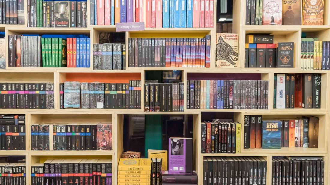 Amazon's top sci-fi/fantasy books