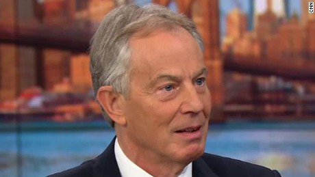 Tony Blair: Russia seeking leverage from airstrikes
