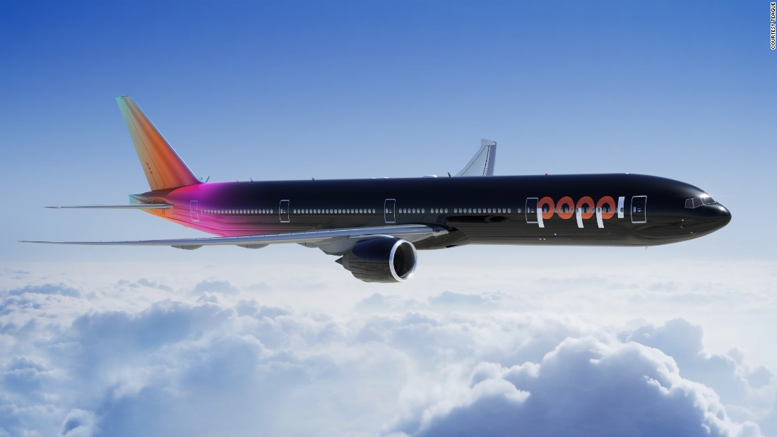 The Airline Reimagined