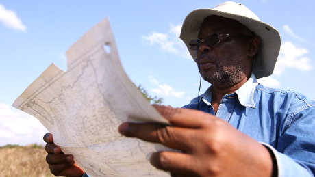 Felix Chami searches Tanzania's Rufiji delta for signs of the ancient city of Rhapta