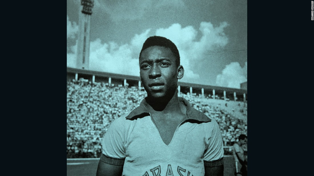"Pele was a loyal servant to the club he signed with age 16 -- Santos. He spent 18 years there as a player, winning over 20 trophies and scoring more than 600 goals. ""I had many offers to play for Real Madrid, in Milan and Manchester United,"" Pele said. ""However Santos was doing well, I was playing well. I didn't want to leave. Nowadays, players leave very early."""