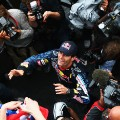 Mark Webber spotlight