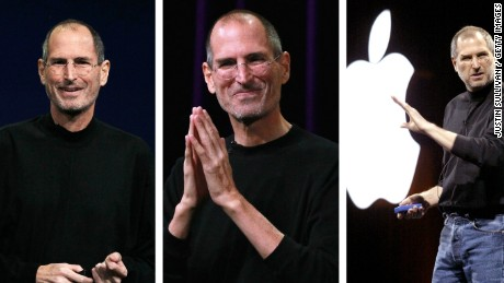 Steve Jobs was well known for always wearing the same black turtleneck, jeans and sneakers to reduce decision fatigue and increase his focus.