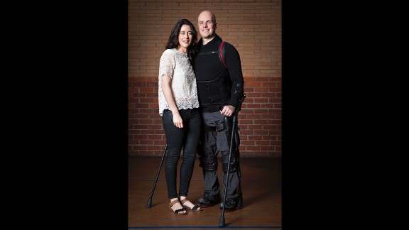 Pollock and his fiancee, Simone George, share an unbreakable bond. They have been together for more than 10 years.