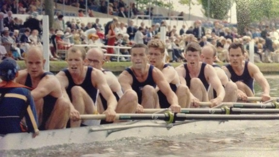 Pollock was captain of the Trinity College Dublin boat club. A world-class rower, Mark went on to win silver and bronze medals rowing for Northern Ireland in the 2002 Commonwealth Games.