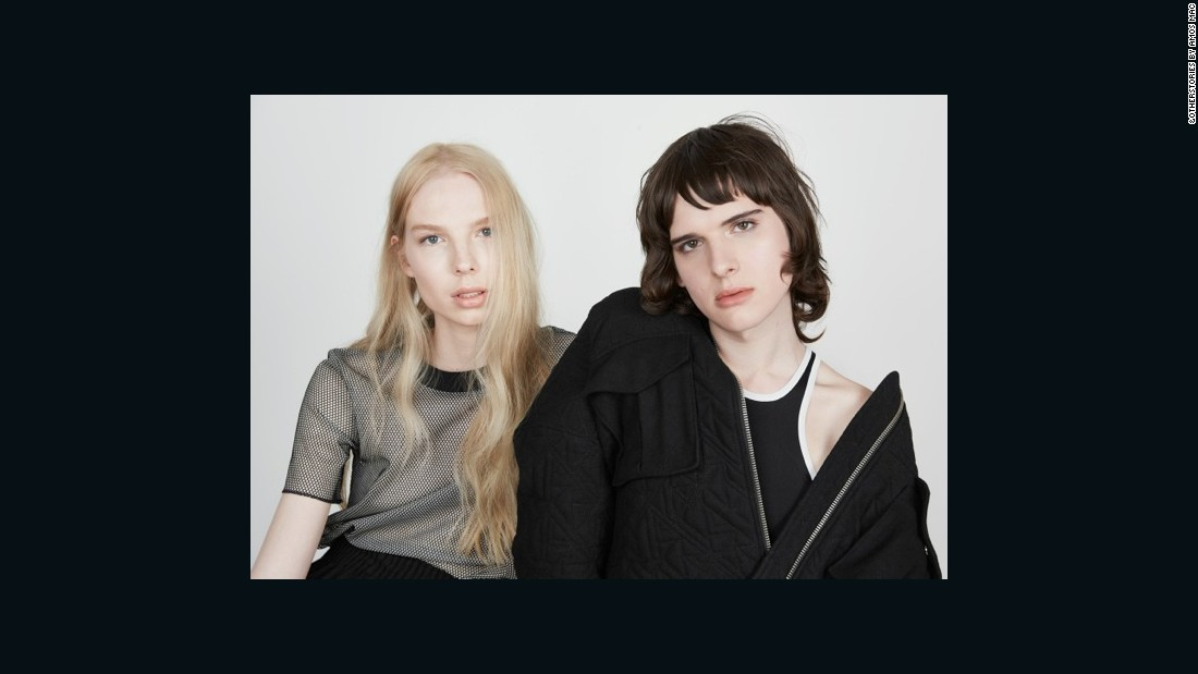 """Where editorials are ephemeral, advertising becomes part of a brand's legacy,"" said model Hari Nef who recently starred in &OtherStories new all-trans campaign for their newest capsule collection. ""Advertisements pay, they are powerful investments, and stand to serve trans talent -- and trans people in general -- more than most kinds of fashion representation."""