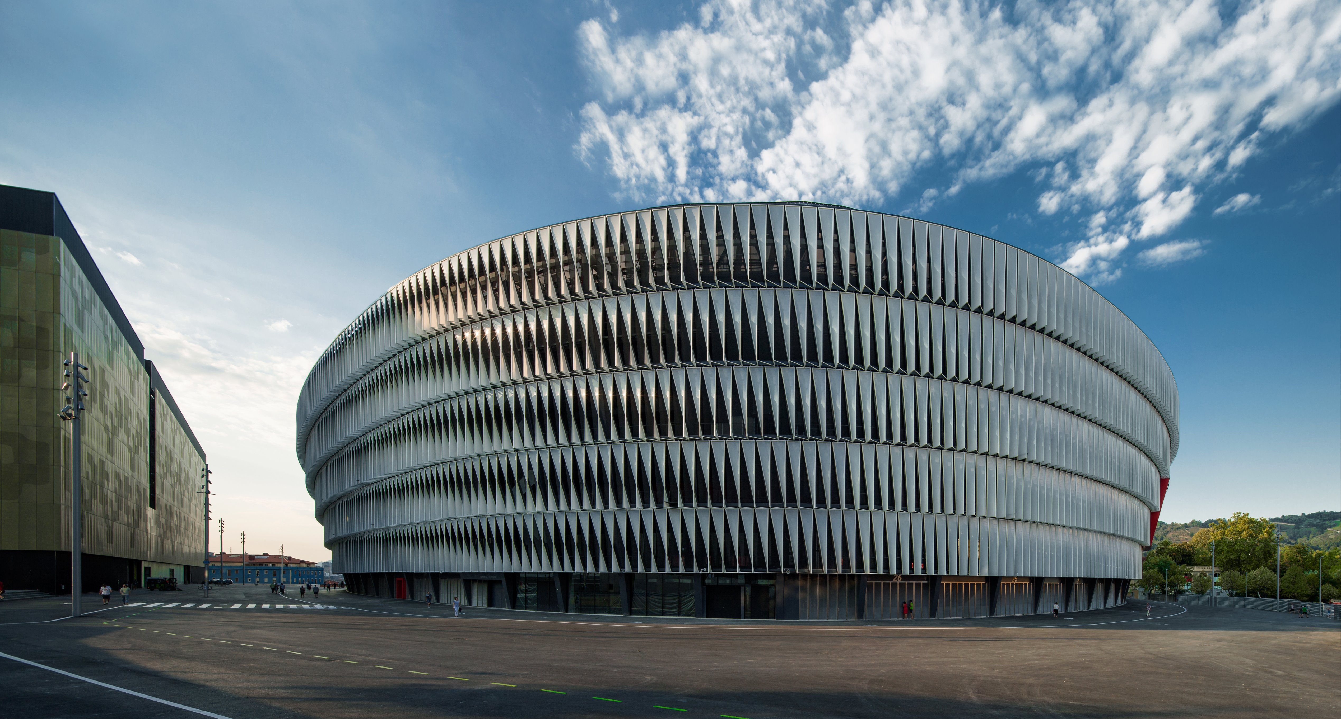 How Architects Are Redefining Stadium Design Cnn Style