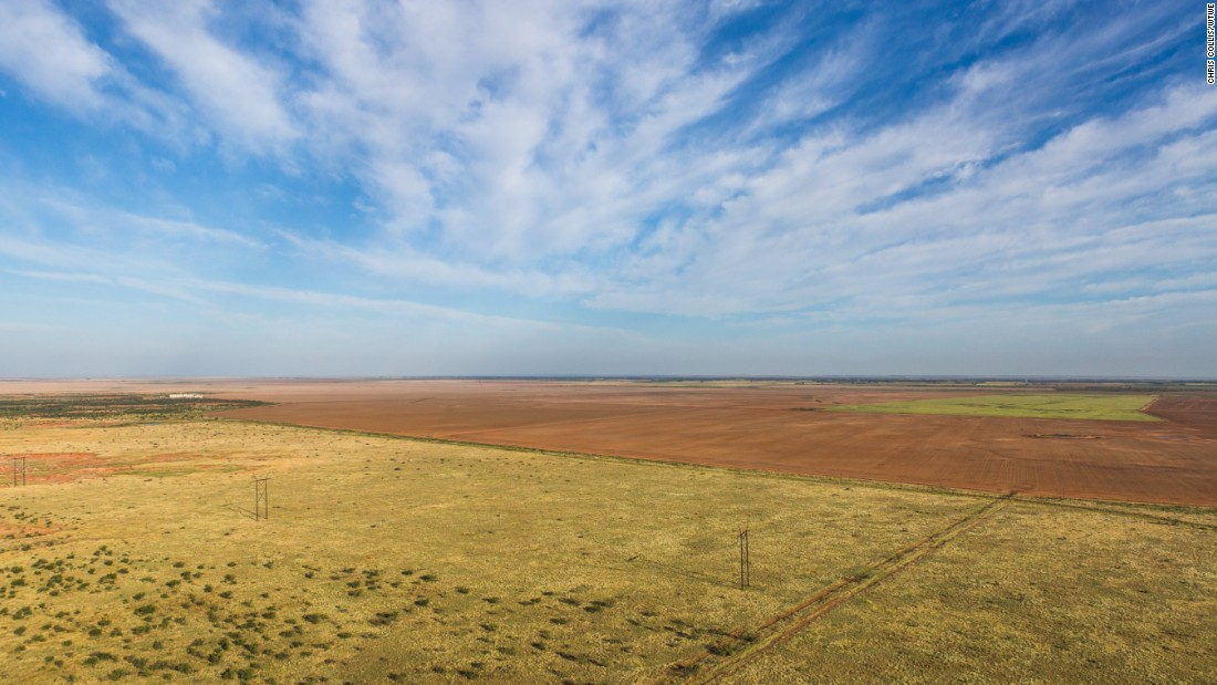The new owner of Waggoner Ranch will own the horizon in every direction.