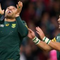 bryan habana celebrates second try