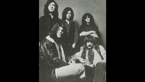 """Deep Purple helped to establish the popularity of hard rock, selling more than 100 million albums. Along with Black Sabbath and Led Zeppelin, Deep Purple is part of the """"holy trinity of hard rock and metal bands,"""" according to the Rock and Roll Hall of Fame."""