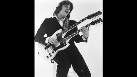 """Steve Miller began his career as a bluesy rock artist before transitioning into pop. Hits such as """"Fly Like an Eagle,"""" """"Jet Airliner"""" and """"Jungle Love"""" have cemented his place in rock history."""