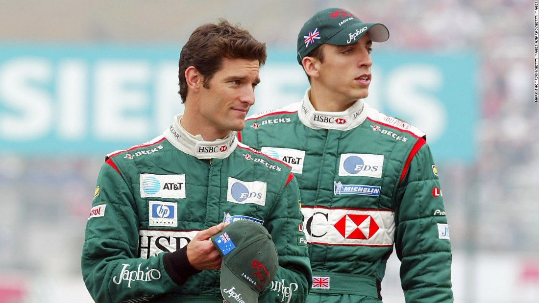 "Webber attended the funeral of his 2003 Jaguar teammate Justin Wilson in 2015. Wilson died from head injuries sustained during an IndyCar race.  ""You can unfortunately  have fatalities in our sport,"" Webber says. ""But we accept that."""