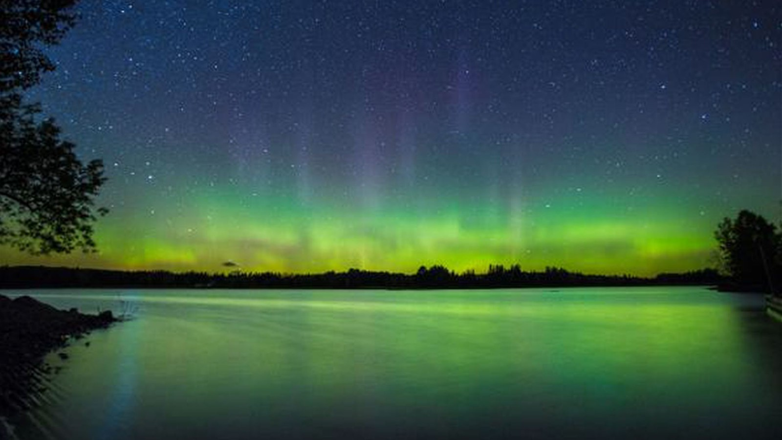 northern lights visible in parts of u s and europe cnn