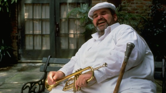 Famed chef Paul Prudhomme died October 8 at age 75, according to the New Orleans restaurant he owned, K-Paul's Louisiana Kitchen.