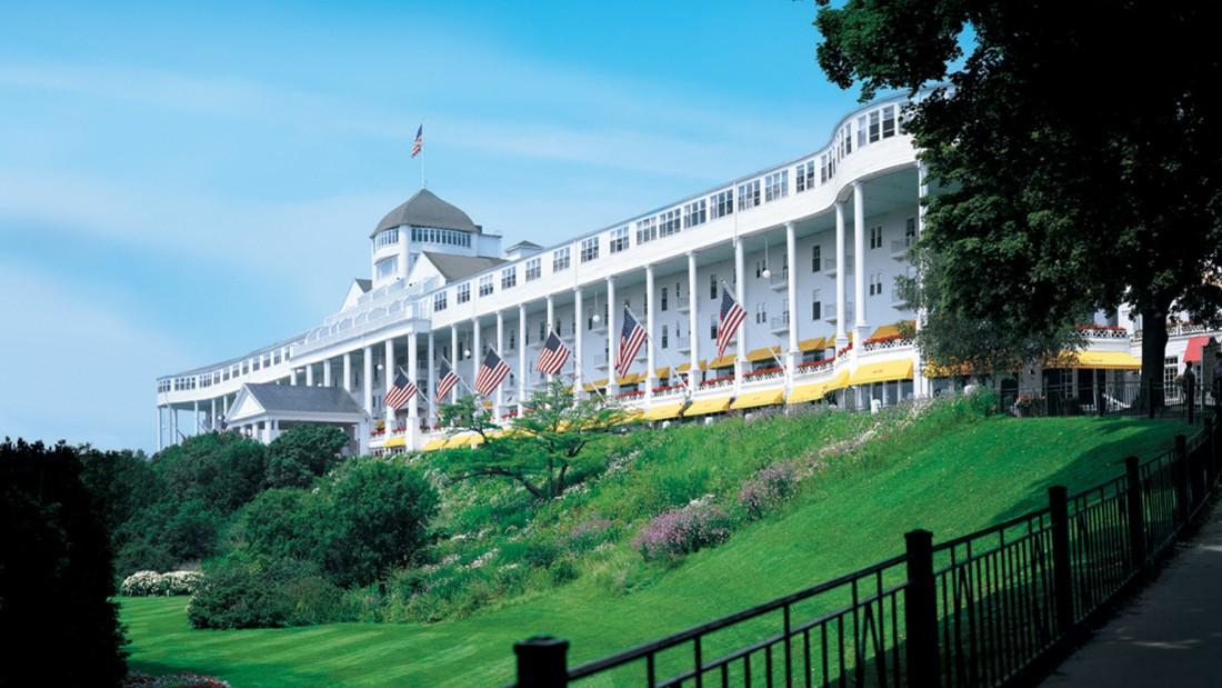 Best U.S. Historic Hotels for 2015   CNN Travel