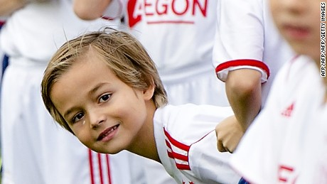 Ajax: Dutch club opens 'School of the Future'