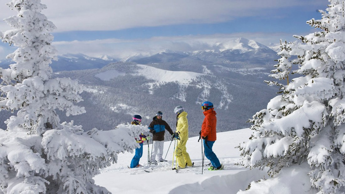 Going Skiing In Colorado Insiders Share Tips Cnn Travel