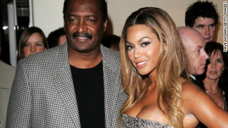 Matthew Knowles used to manage his daughter Beyonce.