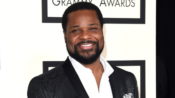 Actor Malcolm-Jamal Warner attends The 57th Annual GRAMMY Awards at the STAPLES Center on February 8, 2015 in Los Angeles, California.