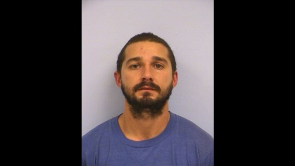 In his latest run-in with the law, actor Shia LaBeouf was arrested in Austin, Texas, on October 9 on charges of public intoxication.