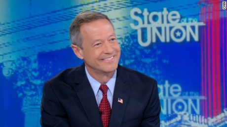 Martin O'Malley on 'State of the Union': Full Interview