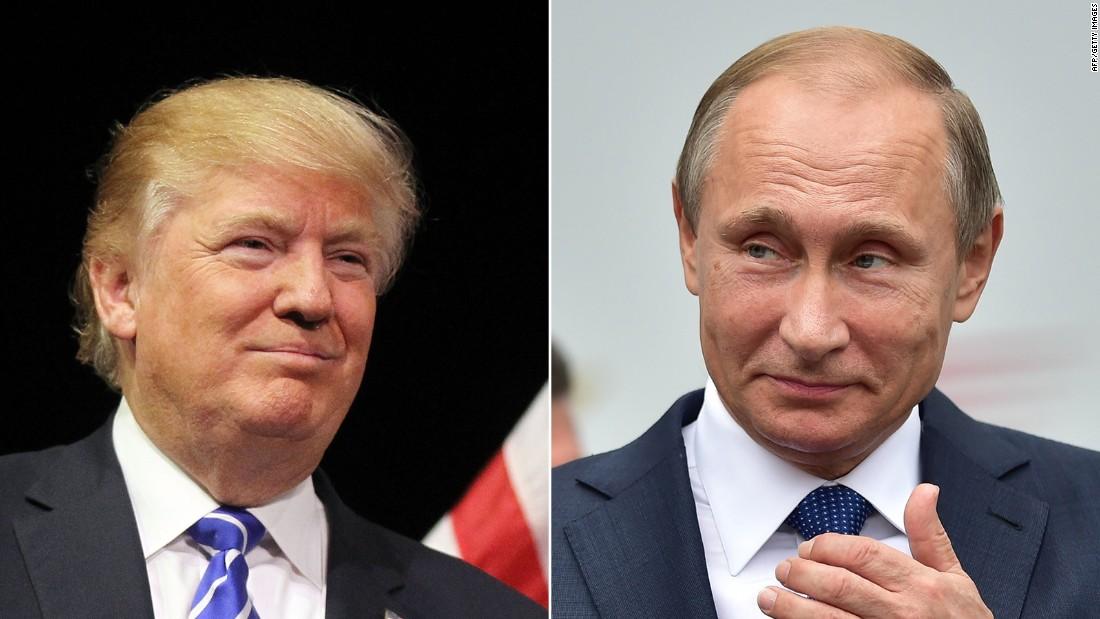 Resultado de imagem para Donald Trump Vladimir
