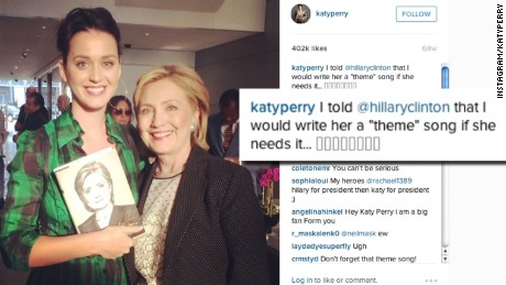 Study: Celebrity Endorsements Do Not Help Political ...