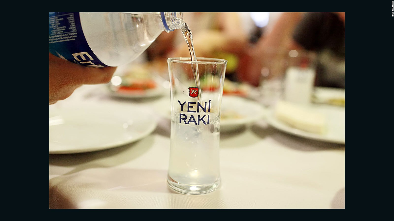 How to drink raki, Turkey's signature drink | CNN Travel