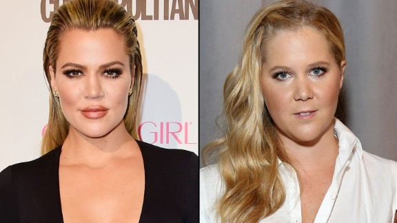 It seems like Khloe Kardashian, left, didn