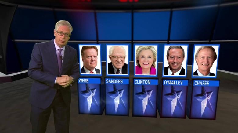 CNN Update: Democratic Debate: Live Updates
