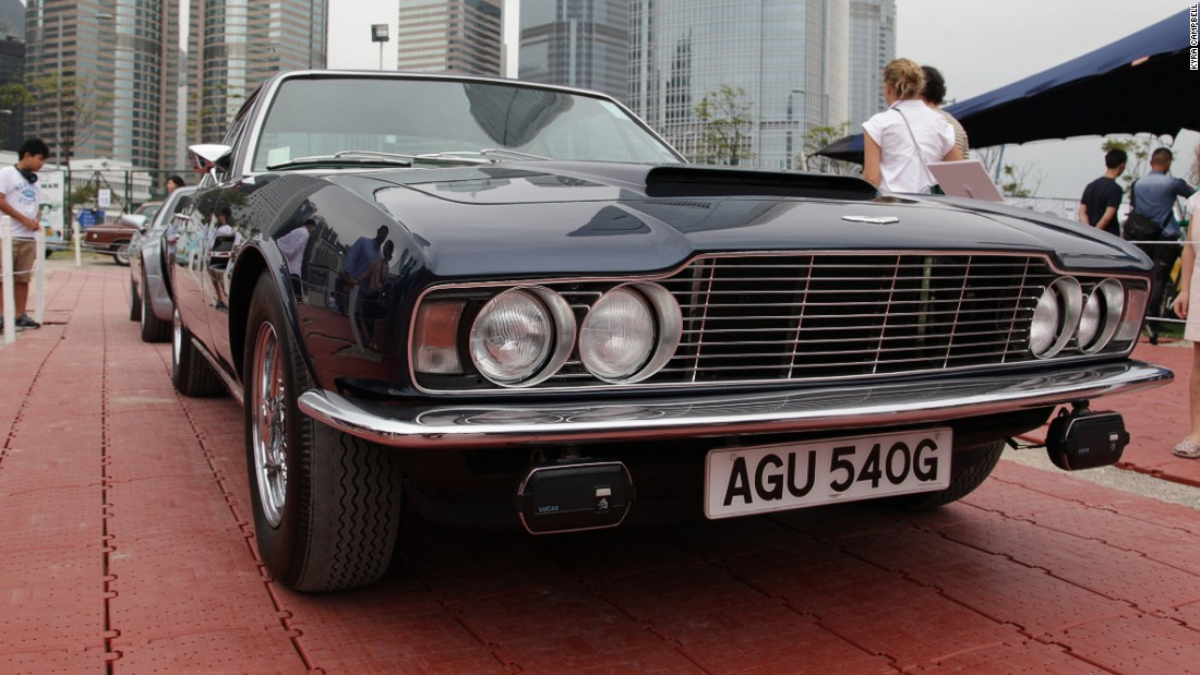Rare Cars Worth Millions On Show CNN Style - Famous classic cars