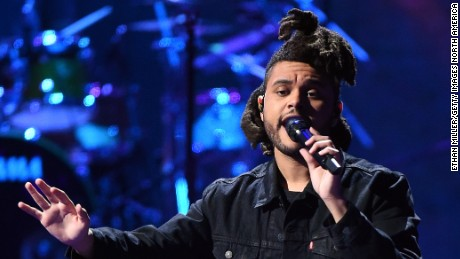 Recording artist The Weeknd performs at the 2015 iHeartRadio Music Festival at MGM Grand Garden Arena on September 19, 2015 in Las Vegas, Nevada.  (Photo by Ethan Miller/Getty Images for iHeartMedia)