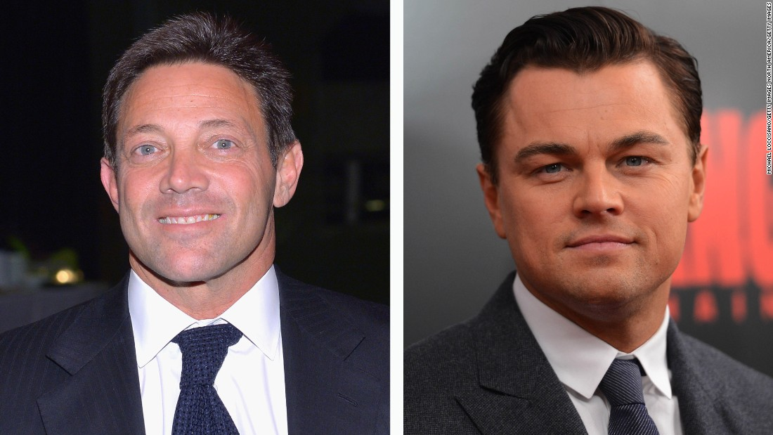 "The farm featured in the biographical movie  ""The Wolf of Wall Street"" about New York stockbroker Jordan Belfort (left) who was played by DiCaprio."