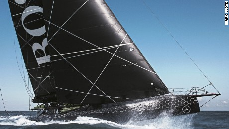 Sailor reveals shock of new boat capsizing