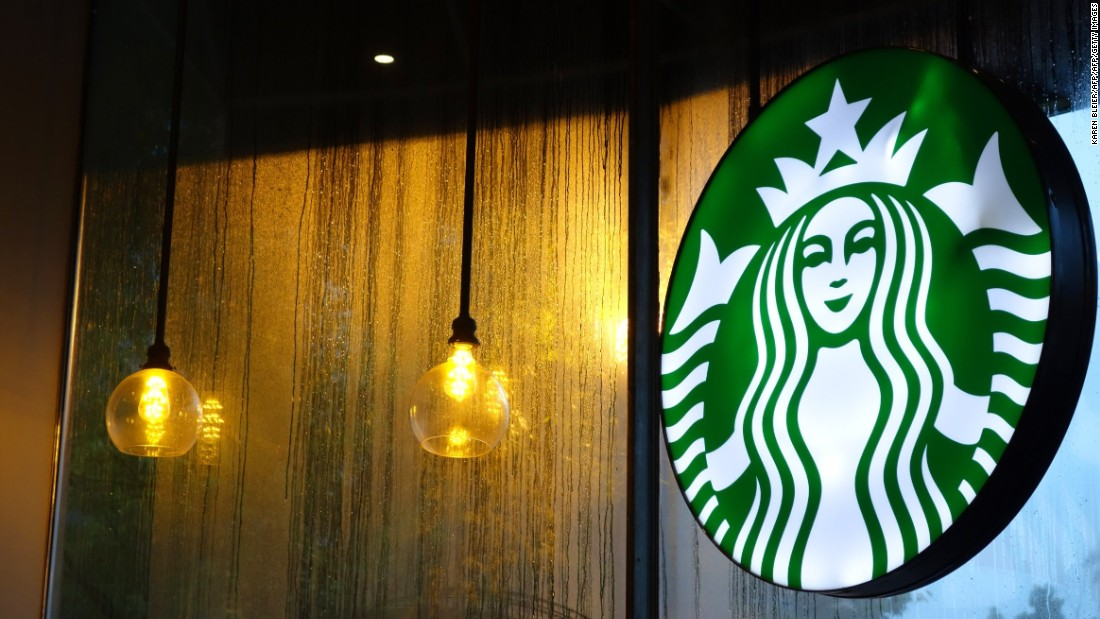 This may look more familiar. The Starbucks logo has evolved since the first store opened in 1971, from a bare-breasted siren to today's more modest, long-locked mermaid.<br /><br />She appears on billions of cups of coffee sold at more than 17,000 Starbucks cafes worldwide each year.
