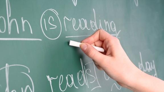 "John McWhorter says not all ""blackboard grammar"" rules are set in stone."