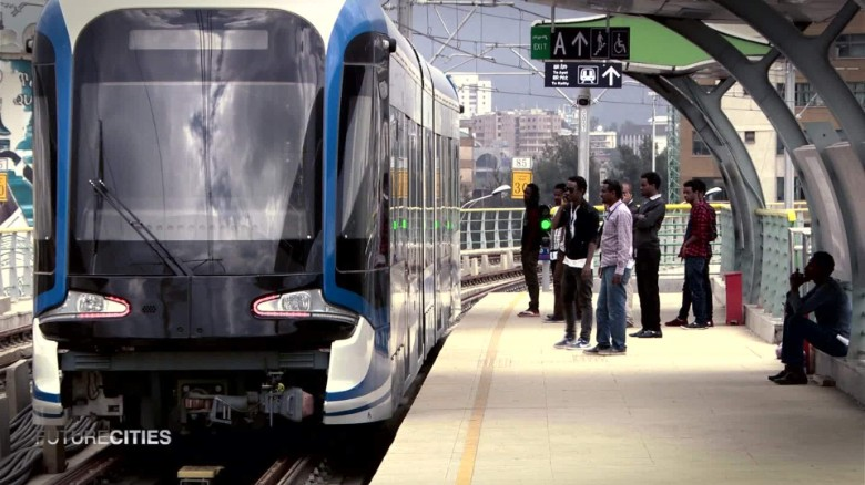 Addis Ababa gets sub-Saharan Africa's first metro