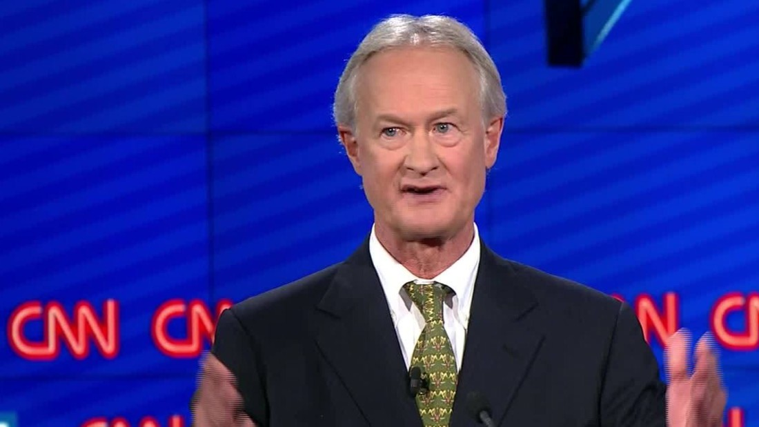 Lincoln Chafee files to run for president as a libertarian ...