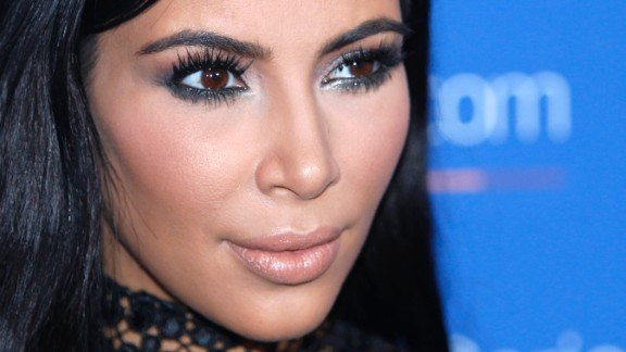 """The most famous of the Kardashian clan is undoubtedly Kim Kardashian West, who has gained publicity for everything from """"breaking the Internet"""" to bleaching her hair blonde to ... well, pretty much everything she does gains publicity. At the least, she can usually be seen with her family on the E! series """"Keeping Up With the Kardashians."""" The middle Kardashian daughter is married to rap star Kanye West and has a daughter, North, born in 2013. She gave birth to a son, Saint, in 2015 and in January 2018 daughter Chicago was born via surrogate."""