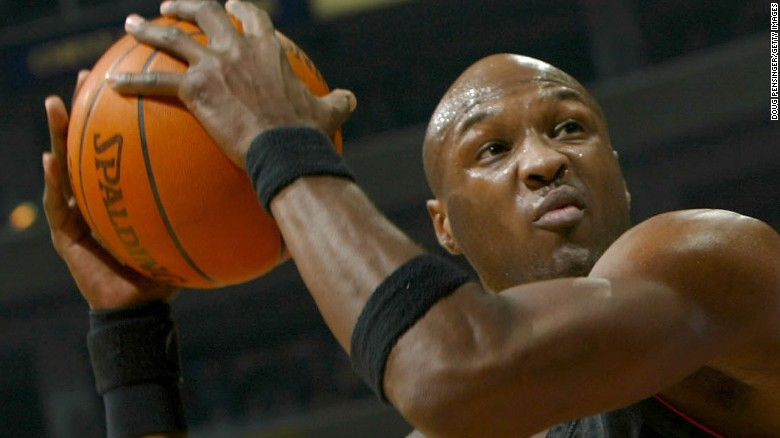Sheriff: Lamar Odom had been using cocaine