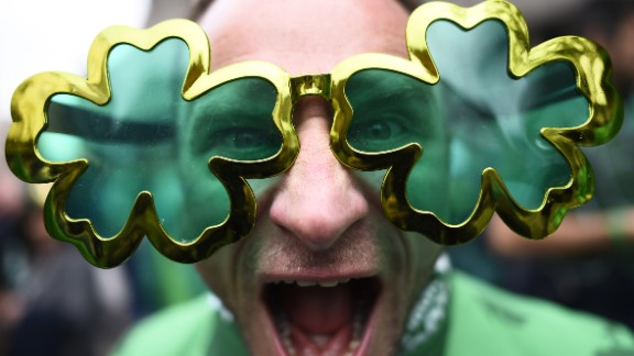 Irish eyes were smiling after Joe Schmidt's team topped Pool D, thus avoiding a showdown against the coach's native New Zealand -- which it has never beaten, going back to 1905. But for many Irish fans those eyes were filled with tears after Argentina secured a deserved 43-20 win at the Millennium Stadium in Cardiff.