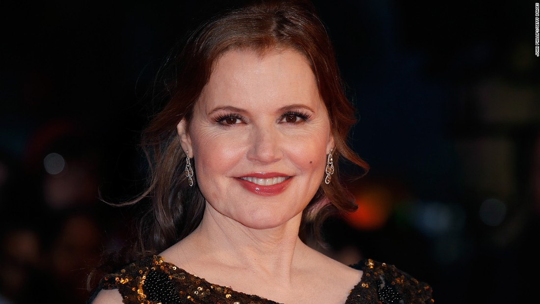 Actress and women's rights activist Geena Davis was a contender for a spot on the women's archery team for the 2000 Summer Olympics.