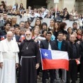 01 Pope Francis Chilean miners