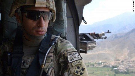 Army Capt. Florent A. Groberg, who was born in France, lived in Spain, and later moved to the United States with his family where he became a naturalized U.S. citizen in 2001, will receive the Medal of Honor from President Barack Obama, during a White House ceremony, Nov. 12, 2015, for his actions in Afghanistan. Groberg saved lives when he tackled a suicide bomber in August, 2012 and helped save lives.