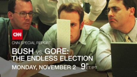 Bush vs. Gore: The Endless Election