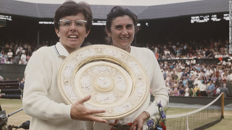 Billie Jean King Fast Facts