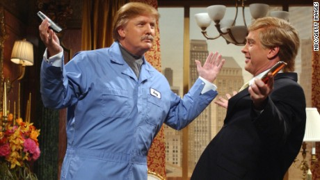 Don't put Donald Trump on 'SNL'